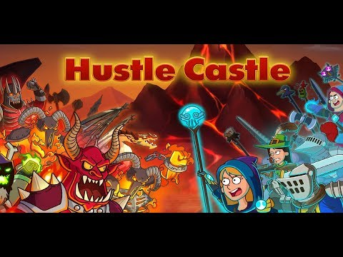 Hustle Castle - Gameplay Walkthrough - Almost Killed (IOS, Android)