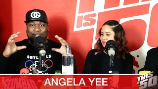 Angela Yee on Birdman Walking Out; Issue W/ K Michelle; Vado; Hot 97