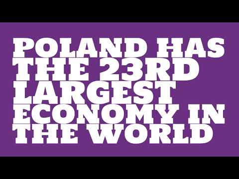 How big is the economy of Poland?