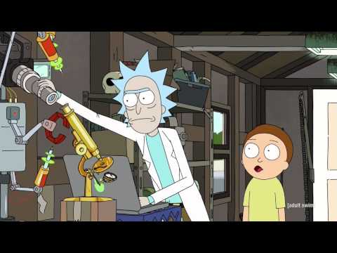 Rick & Morty - Retarded