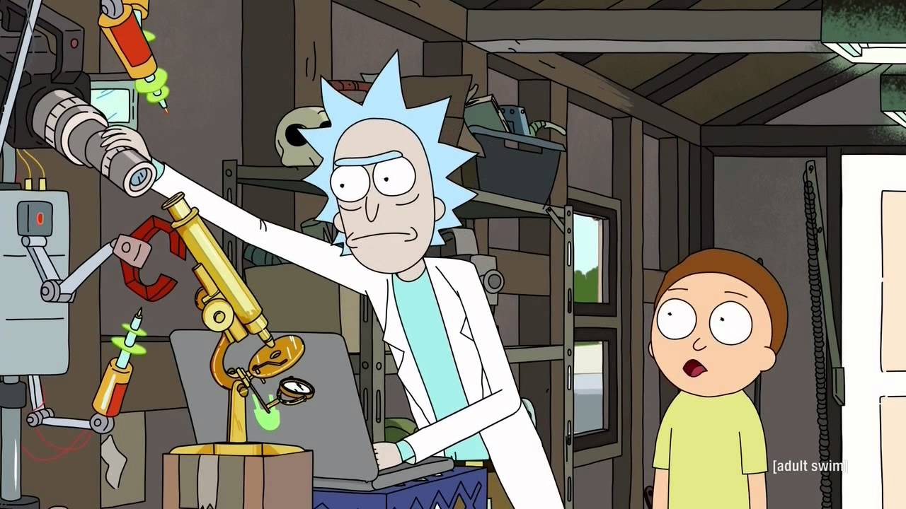 Best Rick And Morty Quotes Rick & Morty  Retarded  Youtube
