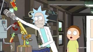 Rick & Morty  Retarded