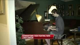Germantown Teen Fighting Rare Liver Cancer