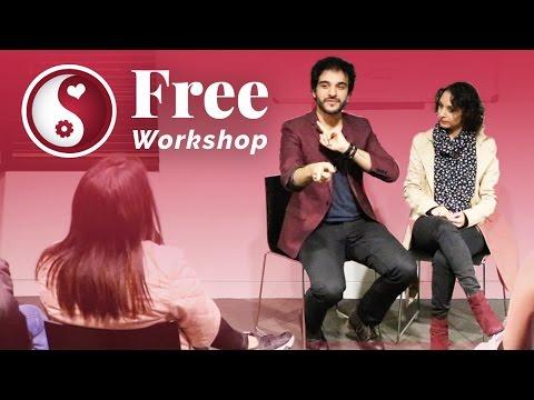 Come to a FREE DATING WORKSHOP in MELBOURNE | Harvey Hooke | Get Him Hooked