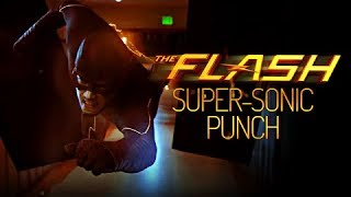 The Flash S01 E06 - Supersonic Punch, Baby