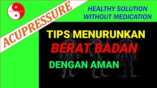 🔴 Cara menurunkan berat badan tanpa obat