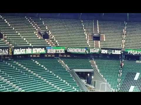 "Kocaelispor""Bu Taraftar Seni Şampiyon İster"" | İsmail Erkul"