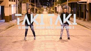 TURBO AND BLUE │DJ Snake - Taki Taki ft. Selena Gomez, Ozuna, Cardi B