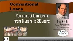 5% down payment Conventional loan in Long Beach, CA