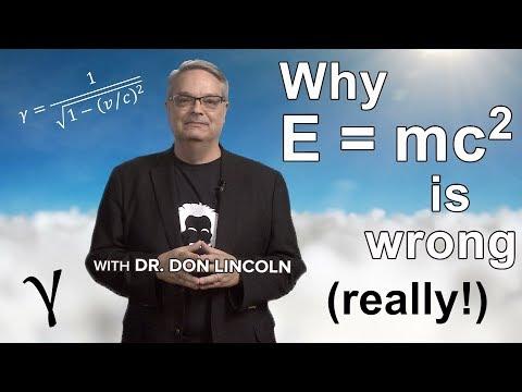 Los vídeos de física del Dr. Don Lincoln del Fermilab