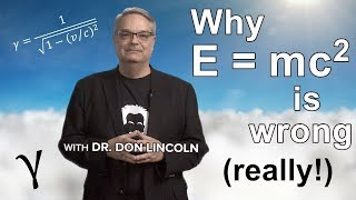 Why E=mc² is wrong