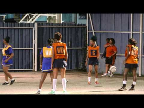 San Fernando Netball League @ Skinner Park - June 8, 2016
