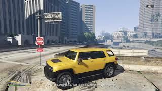 Grand Theft Auto V (PS4) Walkthrough Part 3
