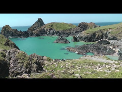 LIZARD PENINSULA HIGHLIGHTS - KYNANCE COVE, LIZARD POINT & CADGWITH COVE