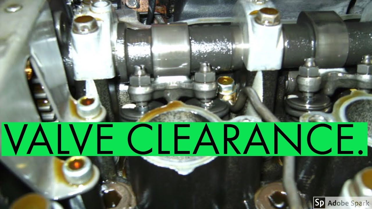 How To Check Valve Clearance On A Kawasaki Ninja Motorcycle Diy
