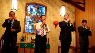 Brian Free and Assurance singing Guard Your Heart
