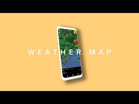 Today Weather - Forecast, Radar & Severe Alert - Apps on