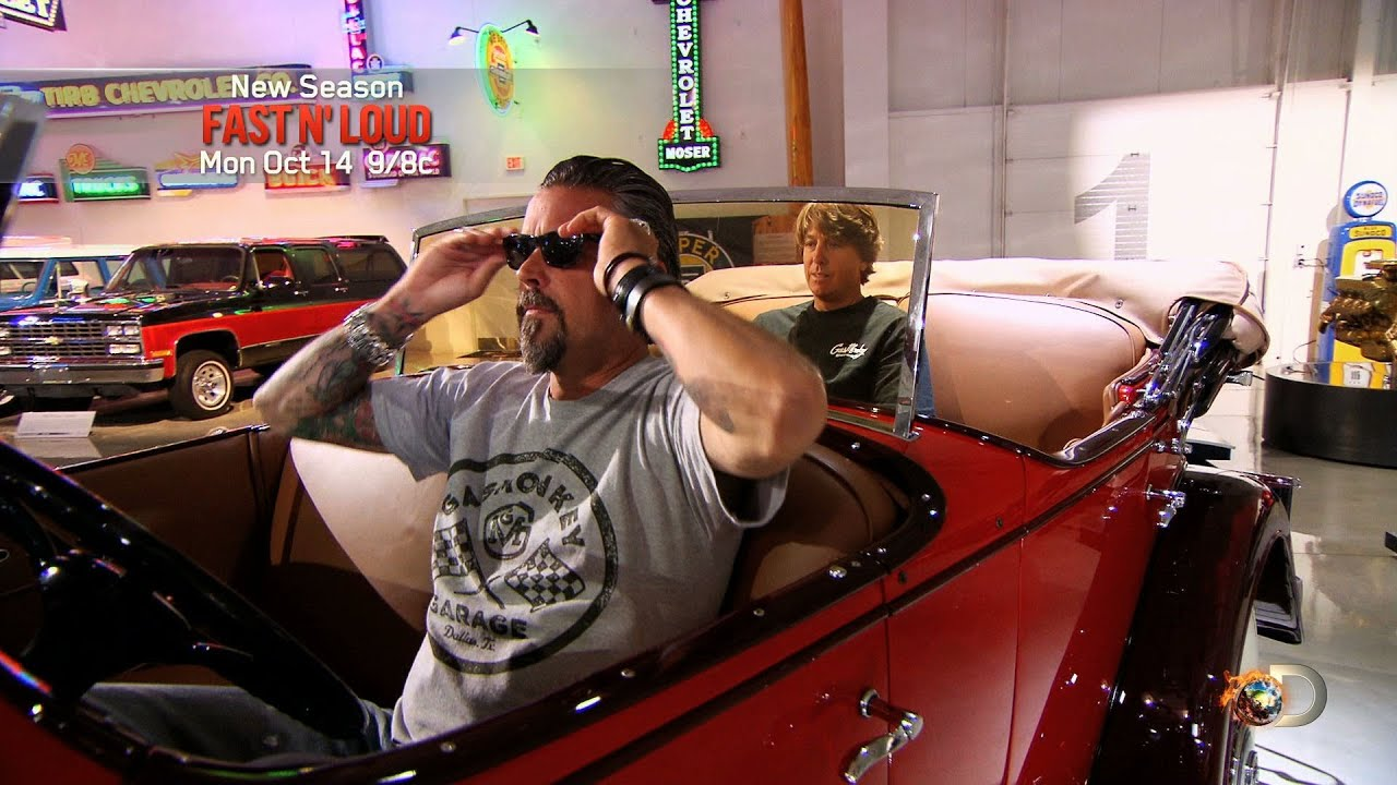 Fast N' Loud | New Season - Mon Oct 14 9/8c