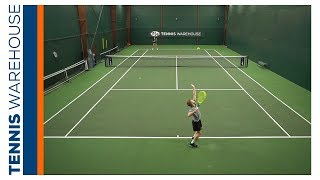 Improve Your Tennis: How to not Double Fault!