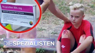 Fußball-Drama: Trainer manipuliert Tim mit einer Überdosis | Auf Streife - Die Spezialisten | SAT.1