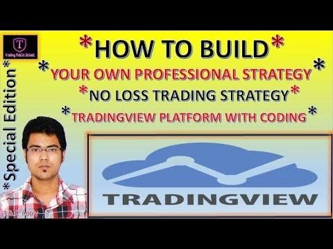 Tradingview pine script strategy forex