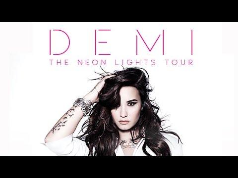 Demi Lovato The Neon Lights Tour (full show)