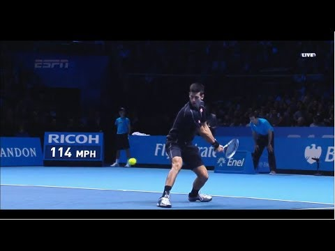 29 - Djokovic vs Nadal - Final WTF 2013 - full match