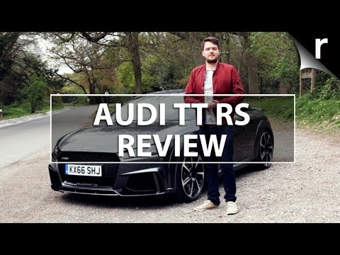 2017 Audi TT RS review: A baby R8 supercar?