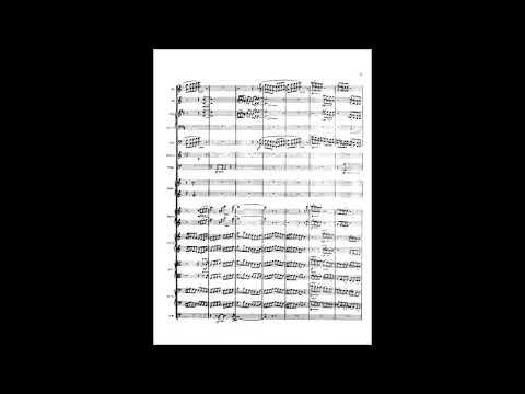 Jean Sibelius - Symphony n. 6 in D minor (with score)