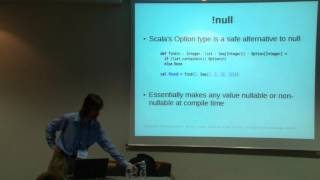Scale your efforts with Scala