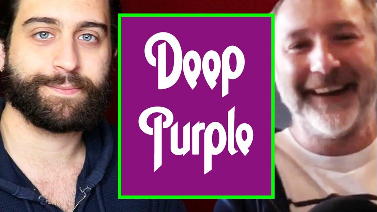 Funny Deep Purple Story