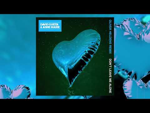 David Guetta Ft Anne Marie - Don't Leave Me Alone (Oliver Heldens Remix)