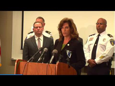 Officials hold press conference on fatal Minn. mall attack