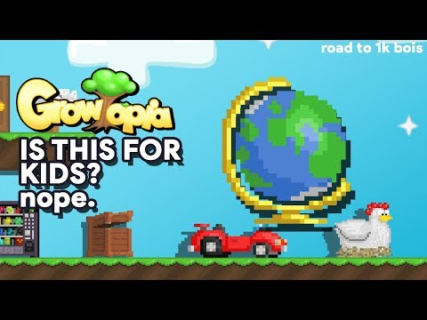 Growtopia | What A Time (parkour & Things)