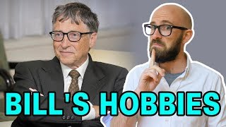 What Does Bill Gates Do On His Day Off?