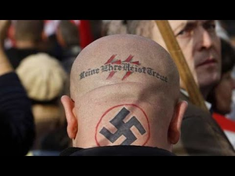 Neo-Nazis & The KKK Have Beef