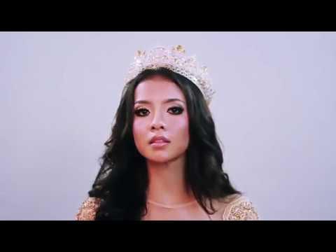 BTS Photoshoot Dea Rizkita Featuring Garuda Pageants - Miss Grand Indonesia 2017