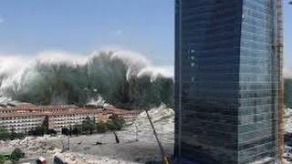 Penang Beach Thailand Tsunami Wave 2004