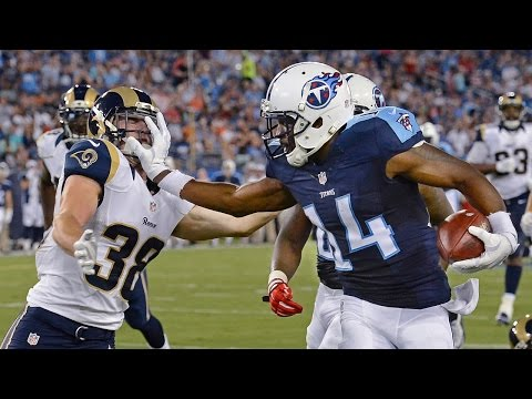 Rams vs. Titans highlights - 2015 NFL Preseason Week 2