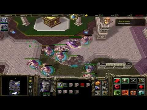 Warcraft 3: Reign of Chaos - Undead 07 - The Siege of Dalaran