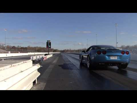 Corvette Z06 11 83 Sec Run