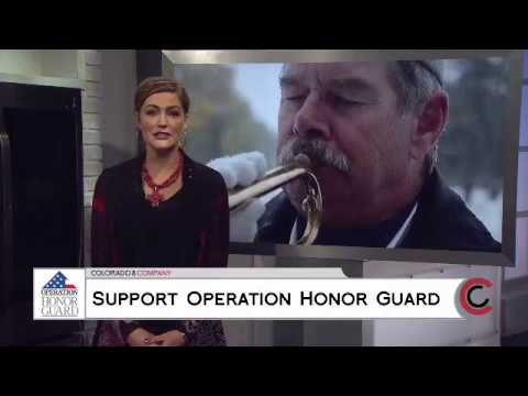 Denise Plante - Support Operation Honor Guard