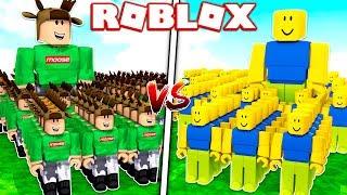 ROBLOX CLONE SIMULATOR! (CREATE ARMY OF ALIENS, CLONES, & MORE)