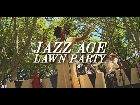 Jazz Age Lawn Party Is A Gatsby-Era Time Machine