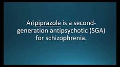 How to pronounce aripiprazole (Abilify) (Memorizing Pharmacology Flashcard)