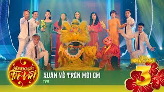 Xuân Về Trên Môi Em - TVM [Hương Sắc Tết Việt] (Official)