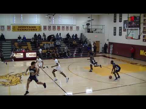 McNamara vs Virginia Academy (Boys) 16 Dec 17 1st Quarter