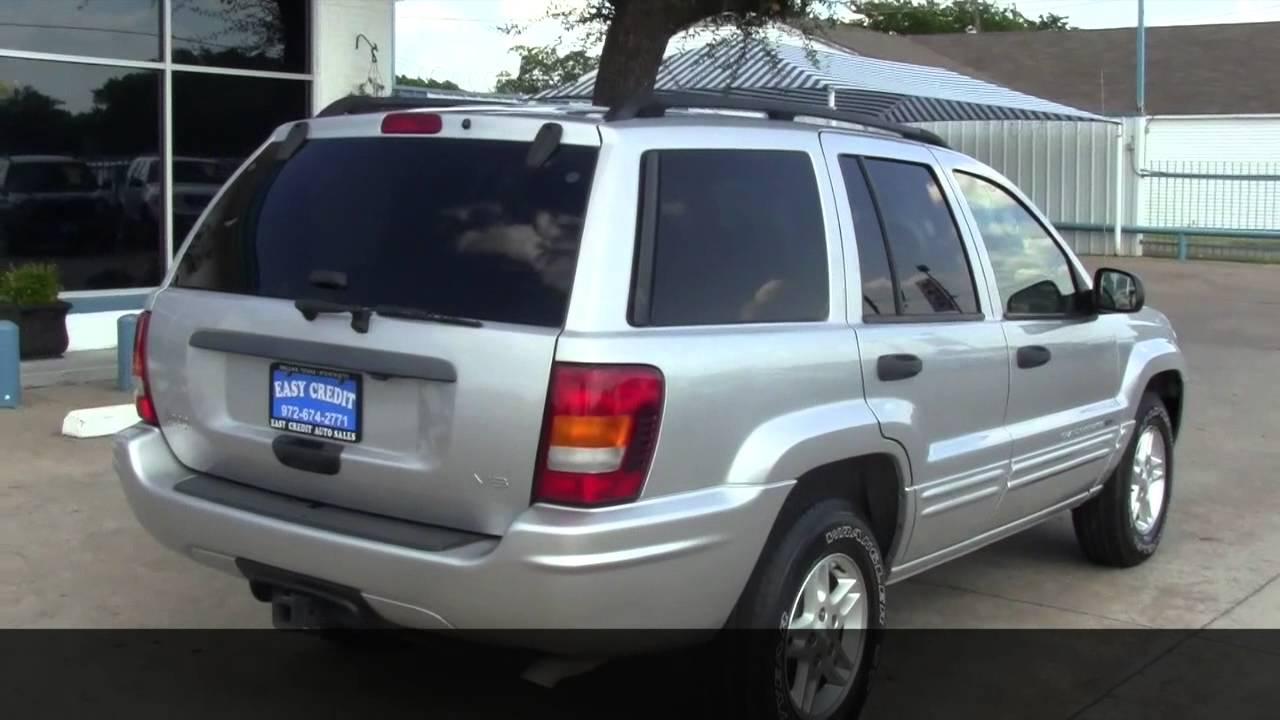 Easy Credit Auto Sales >> Easy Credit Auto Sales 2004 Jeep Grand Cherokee Loredo