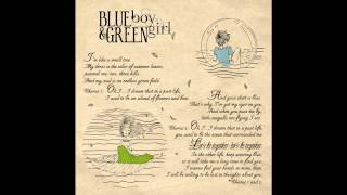 Blue Boy & Green Girl - Mademoiselle