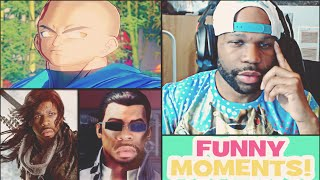 FUNNY MOMENTS MONTAGE VOL. 30! SAINTS ROW DRAGON BALL XENOVERSE AND MORE! - BOOTY WARRIOR RETURNS